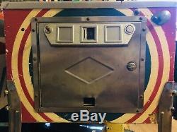 Vintage Rare 1970s Bally Space Time Pinball Machine Mancave Arcade Machine
