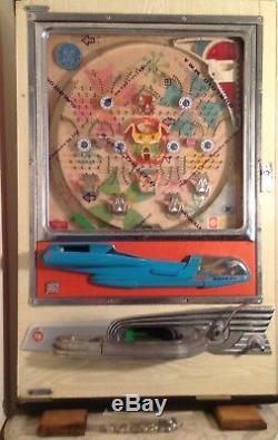 Vintage Sankyo Japan Pachinko Palace Machine Game Arcade Pinball
