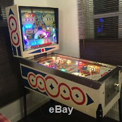 Vintage pinball machine 1964 sanfransico