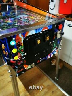 Virtual Pinball Machine FULL SIZE Big Game over 50 tables, add more