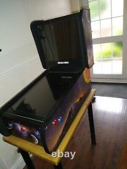 Virtual Pinball Machine Running Windows 10 & FX3