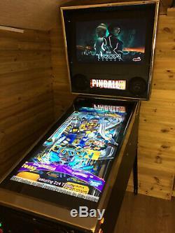Virtual Pinball Table