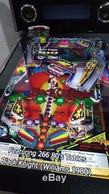 Virtual Pinball With Huge Number Of Games / Stunning Looks And Playability