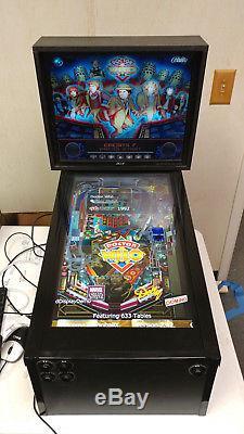 Virtual pinball machine, pinball x, visual pinball, future pinball, pinballfx2