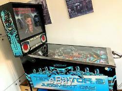 William's Terminator 2 Pinball Machine