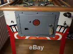 Williams 1960 21 Pinball Machine