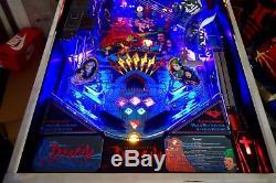 Williams 1993 Bram Stokers Dracula Arcade Pinball Machine Great Condition & Mods