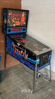 Williams Bram Stokers Dracula Pinball Machine