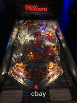 Williams Demolition Man pinball machine