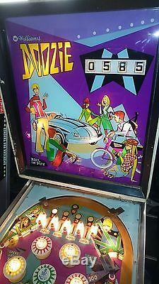 Williams Doozie Pinball Circa 1968
