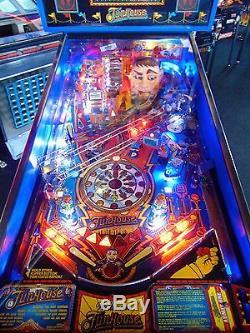Williams Funhouse Pinball Machine LED's GROUND UP RESTORE