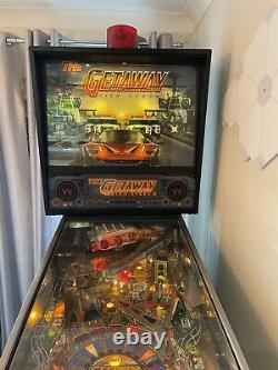 Williams Getaway 2 Pinball