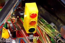 Williams Getaway High Speed 2 Pinball Fully Restored
