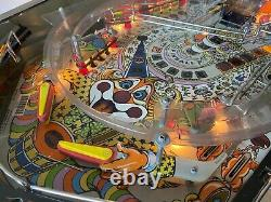 Williams Hurricane Pinball Machine 1991 Excellent Condition & Fully Working