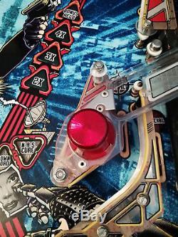 Williams Johnny Mnemonic Arcade Pinball Machine