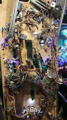 Williams Junkyard Pinball machine