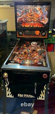Williams No Fear Pinball Machine