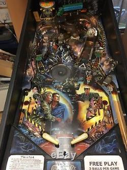 Williams Phoenix Pinball Machine