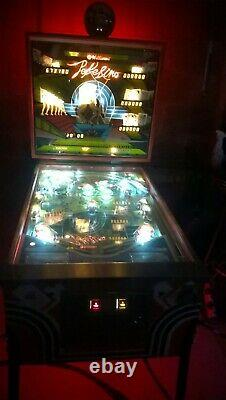 Williams Pokerino 4 Flipper 1978 Pinball Machine
