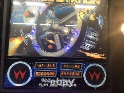 Williams Space Station Pinball Machine