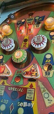 Williams TEACHERS PET Pinball FREE DELIVERY ON THIS PINBALL