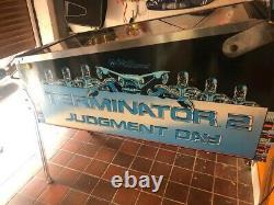 Williams Terminator 2 Judgement Day Pinball Machine