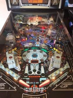 Williams sttng Pinball Machine, Superb Condition, 99p start and no reserve