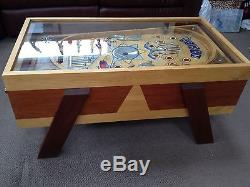 Working Pinball Coffee Table