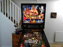 Wwf Wwe Royal Rumble Pinball Arcade Machine