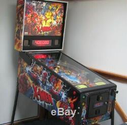 X MEN PRO Pinball Machine by Stern