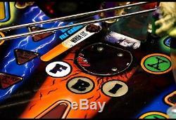 X-files pinball machine