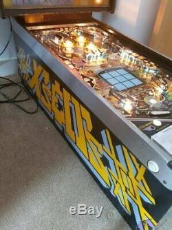 X's & O's Bally. Lovely condition. Relisted at lower price