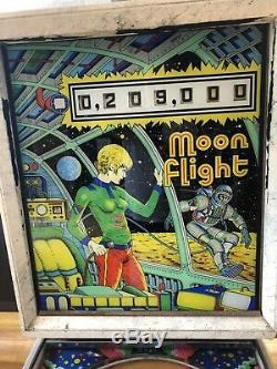 Zaccaria Moonflight Pinball
