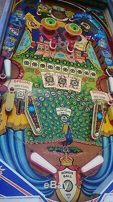 Zaccaria Queens Castle Pinball
