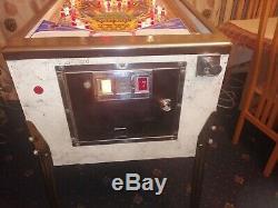 Zaccaria Ten Stars Pinball Machine